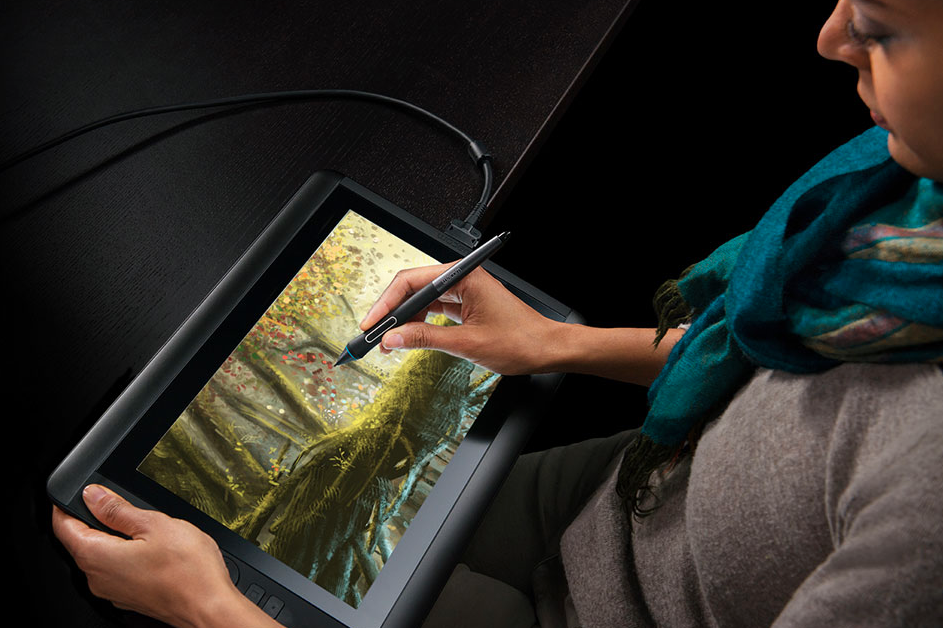 「Cintiq 13HD touch」