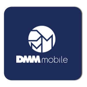 dmmmobileロゴ