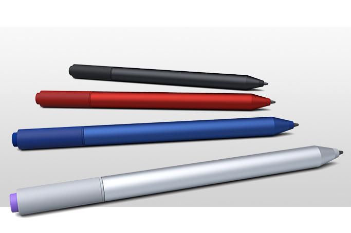 ペン「surface3」